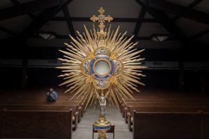 Eucharistic Monstrance