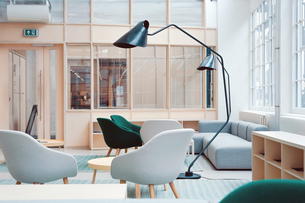 http://Office%20with%20chairs%20and%20lamps